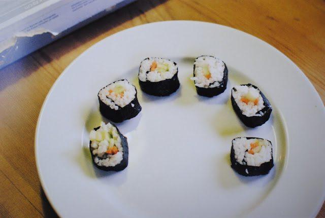 DSC0654 Sushi