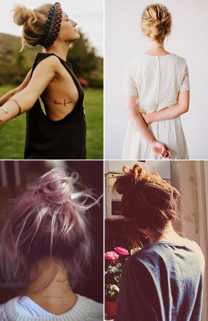 Inspiration-Beauty-Buns-TopKnot-Messy_Bun-Low_Bun-13-663x1024 Hair Inspiration