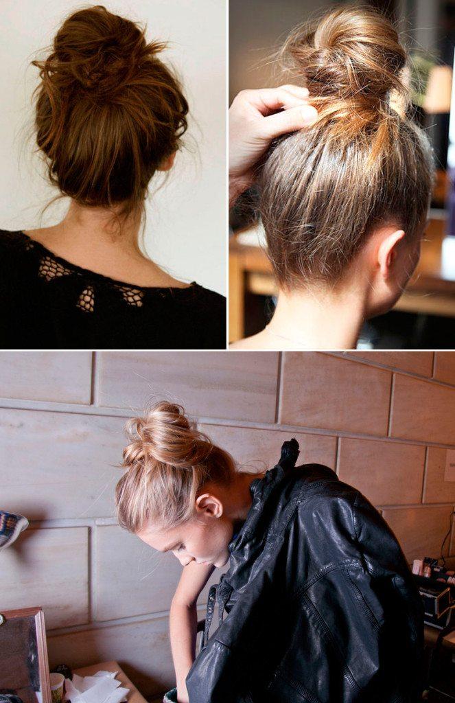 Inspiration-Beauty-Buns-TopKnot-Messy_Bun-Low_Bun-29-663x1024 Hair Inspiration