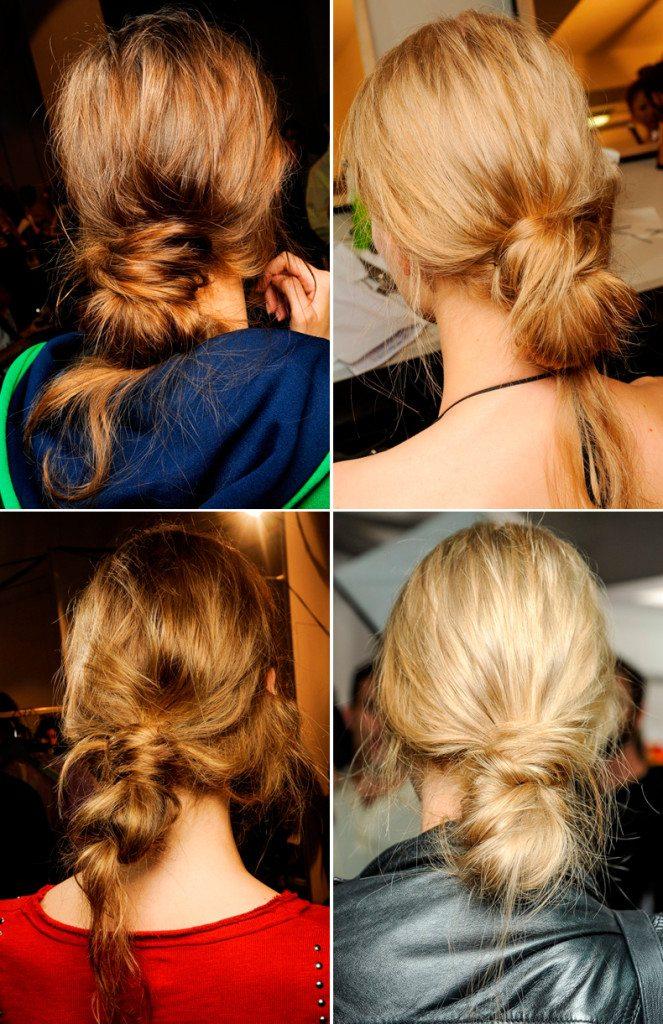 Inspiration-Beauty-Buns-TopKnot-Messy_Bun-Low_Bun-Marni_Spring_Summer_13-663x1024 Hair Inspiration