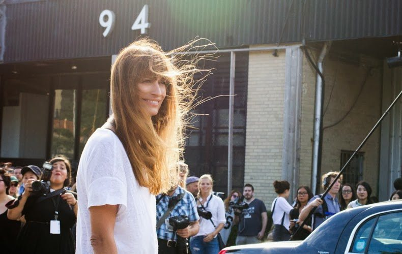 NYFW-New_York_Fashion_Week_Spring_Summer_2014-Street_Style-Say_Cheese-Collage_Vintage-Caroline_De_Maigret-Alexander_Wang Smile :)