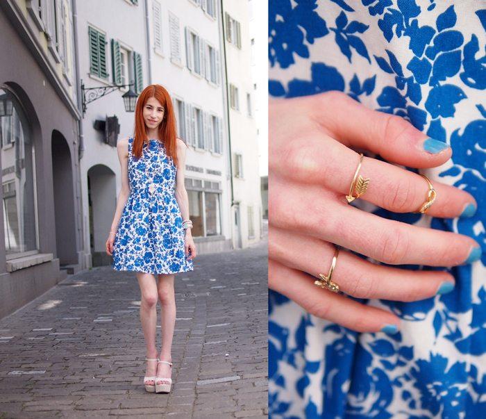 P6090406web Blue Flower Dress