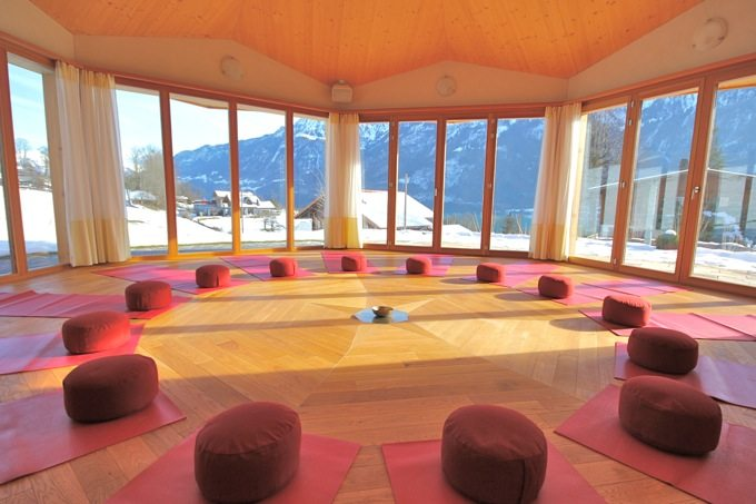 visons-pavillon Yoga Retreat & Birthday