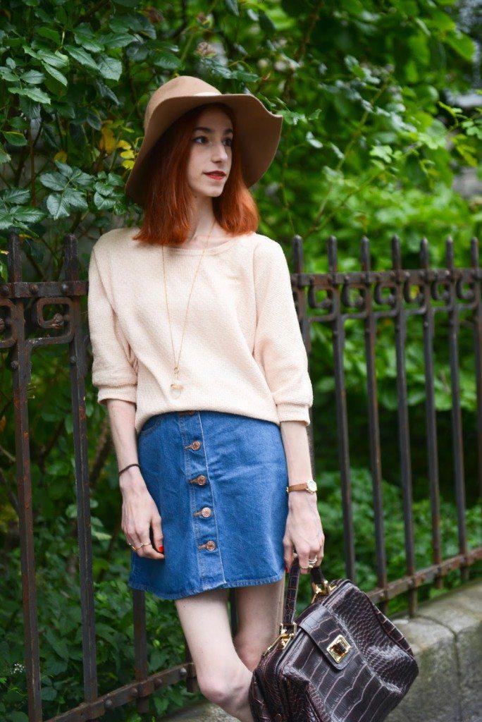 DSC_2189_1-684x1024 Outfit: The Denim Skirt