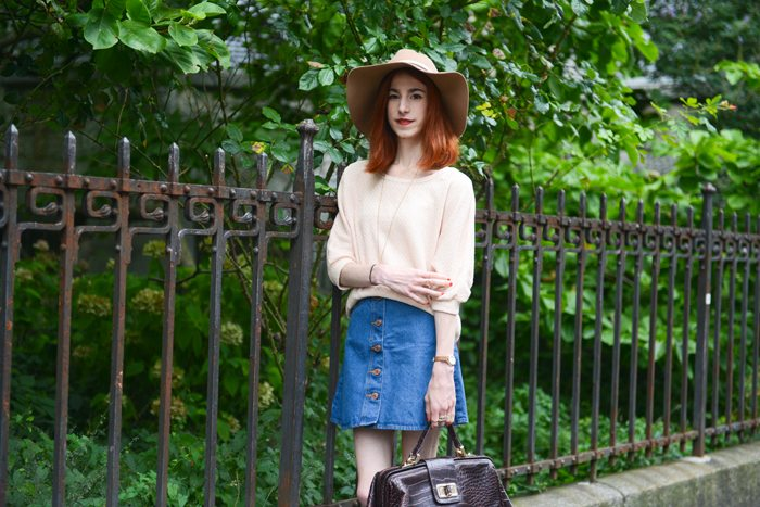 DSC_2230Kopie Outfit: The Denim Skirt