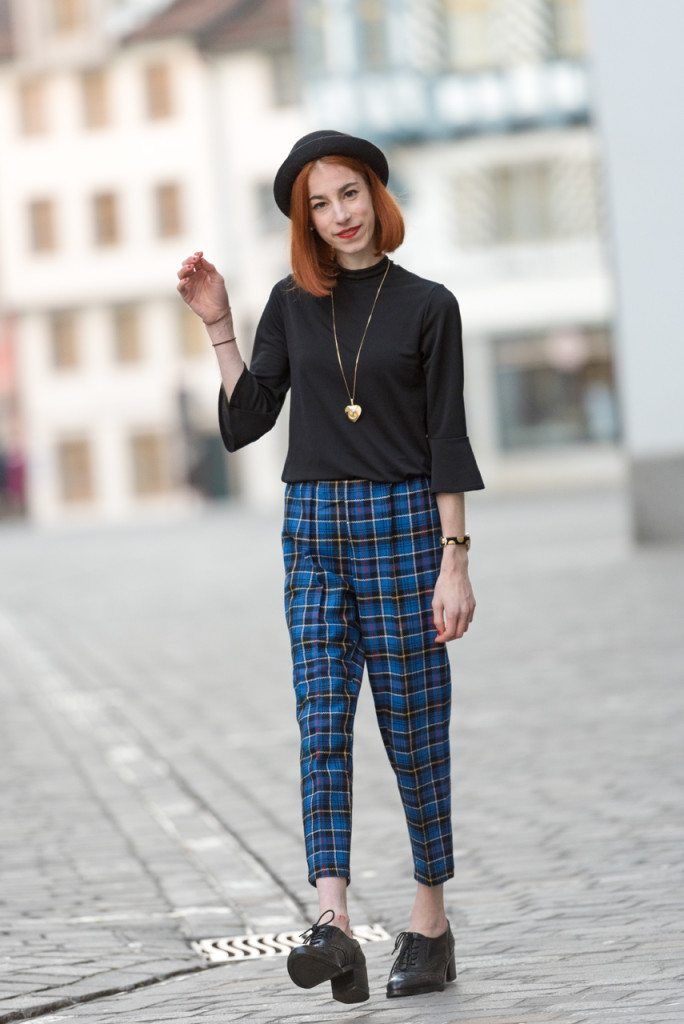 DSC_2569k-684x1024 Outfit: Classic Plaid Trousers