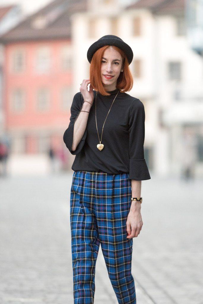 DSC_2572k-684x1024 Outfit: Classic Plaid Trousers