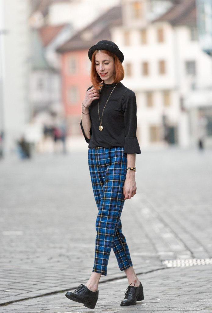 DSC_2573k-695x1024 Outfit: Classic Plaid Trousers