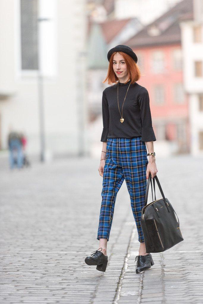 DSC_2600k-683x1024 Outfit: Classic Plaid Trousers
