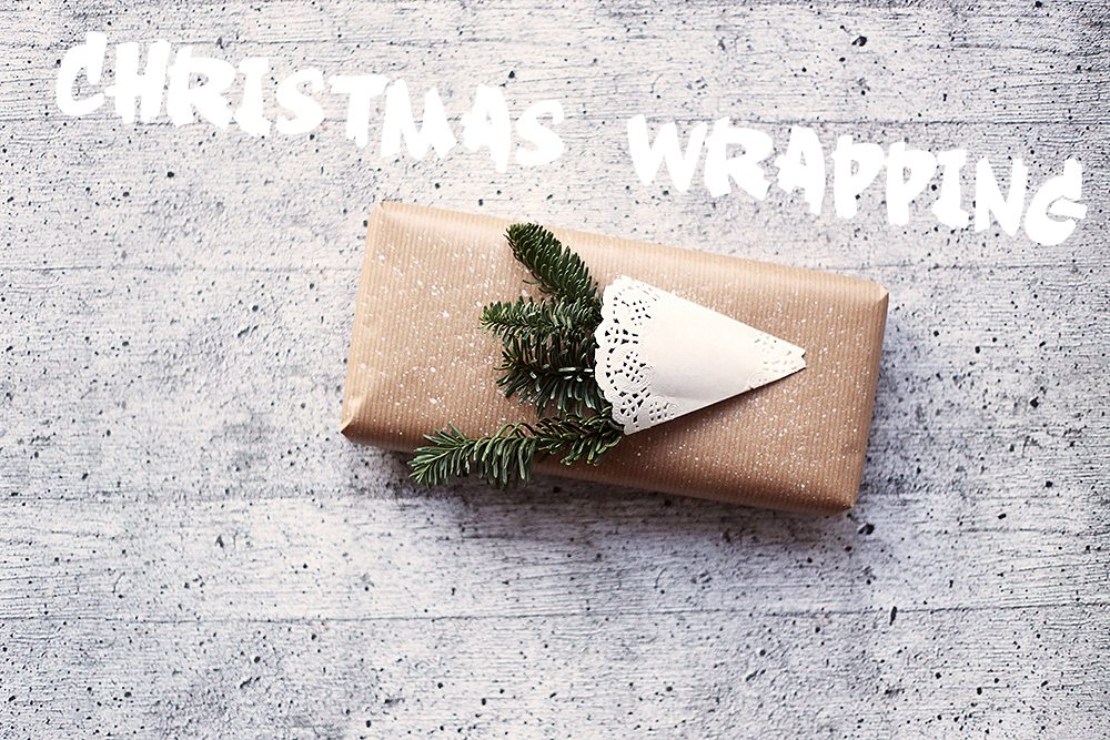 collage0 DIY: 3 Simple Christmas Wrapping Ideas